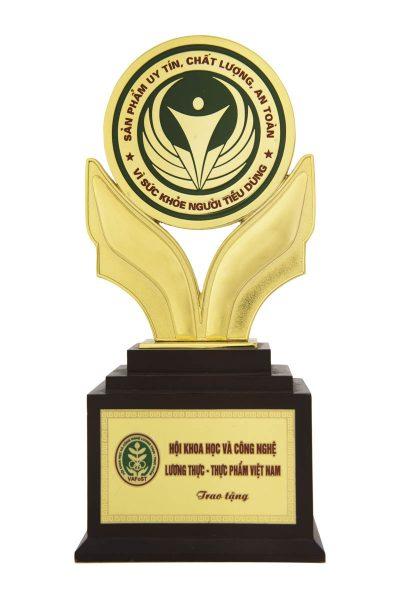 Giải thưởng Hội Khoa học & Công nghệ Lương thực - Thực phẩm Việt Nam